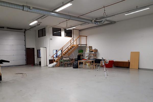 taloのフィンランド倉庫は充実した倉庫設備が揃っている